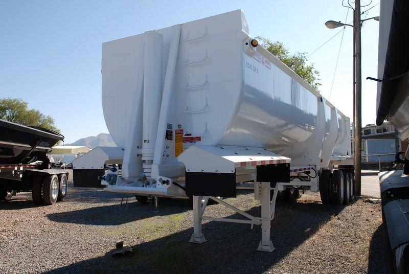 Ranco ED45-38-3 3-Axle End Dump