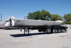 2020 Smithco SX5 Super Side Dump Trailer