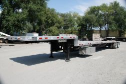 2019 48' MANAC Step Deck Trailer