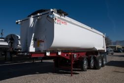 2019 RANCO Super 12 Elliptical End Dump Trailer