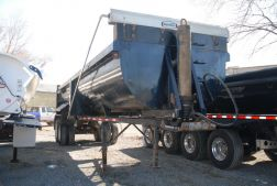 2004 Trail King SHR32 End Dump Trailer