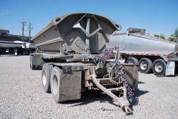 2006 Smithco 4-Axle Side Dump Pup