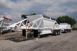 2021 Ranco 10 Axle Bottom Dump Trailer Train