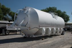 RANCO 4100 CUBIC FOOT STORAGE SILO
