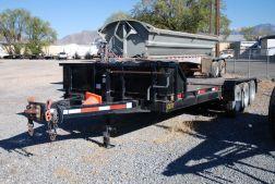 2011 SAW T213 24' TILT DECK TRAILER
