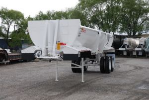 2021 Ranco ED24-30 End Dump Trailer